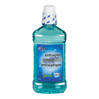 Antiseptic Mouthwash, Advanced Whitening