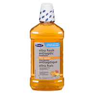 Antiseptic Mouthwash, Citrus