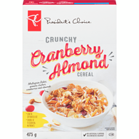 Cranberry Almond Crunch