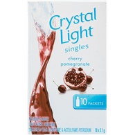 Crystal Light Singles, Cherry Pomegranate
