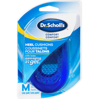 Massaging Gel Heel Cushions
