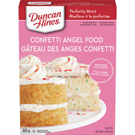 Cake Mix, Angel Food Confetti
