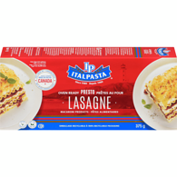 Oven Ready Lasagne