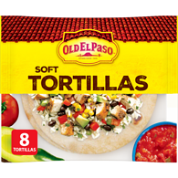 Soft Tortillas, Large