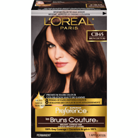 Superior Preference Hair Colour, CB45 Dark Mahogany Brown