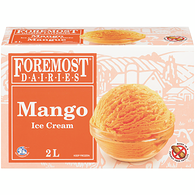 Ice Cream, Mango