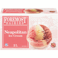 Ice Cream, Neapolitan