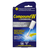 Freeze Off  Wart Remover