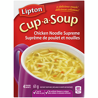 Cup-A-Soup Chicken Noodle Supreme Dry Soup Mix