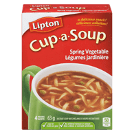 Cup-A-Soup   Spring Vegetable Dry Soup Mix