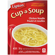 Cup-A-Soup Chicken Noodle Original Recipe Dry Soup Mix