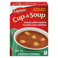Cup-A-Soup Tomato with Croutons