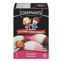 Original Ice Cream, Neapolitan