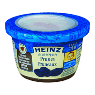 Strained Prunes