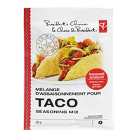 Seasoning Mix, Taco