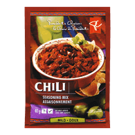 Seasoning Mix, Chili