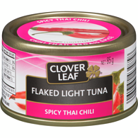 Flaked Light Tuna, Spicy Thai Chili