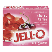 Jelly Powder, Cherry