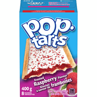 Pop-Tarts, Frosted Raspberry