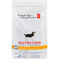 Nutrition First Puppy Dog Food, Chicken & Brown Rice