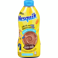 Nesquik, 1/3 Less Sugar Chocolate Syrup