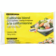 California Mix Veggies