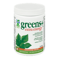 Greens+ Extra Energy, Natural Orange