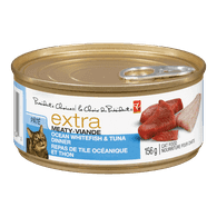Finicky Cat Ocean Whitefish and Tuna Dinner