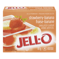 Jelly Powder, Strawberry-Banana