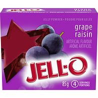 Jelly Powder, Grape