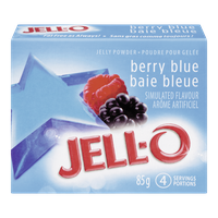 Jelly Powder, Berry Blue