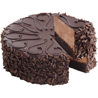Cake, Chocolate Truffle