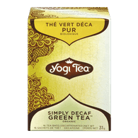 Simply Decaf Green Tea