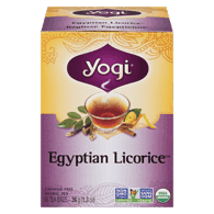 Egyptian Licorice Herbal Tea