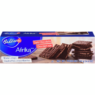 Afrika Wafers, Dark Chocolate