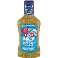Calorie Wise Dressing, Greek Feta & Oregano