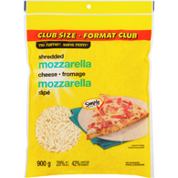 Shredded Cheese, Mozzarella