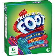Fruit By The Foot, 3 Flavour Variety Pack