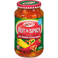Hot Pepper, Rings