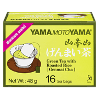 Green Tea with Roasted Brown Rice (Genmaicha)