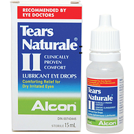 II Lubricant Eye Drops
