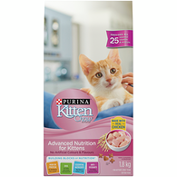 Kitten Chow Advanced Nutrition for Kitten's First Year Kitten Food