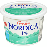 Cottage Cheese, Light 1%