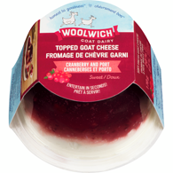 Chevre, Cranberry with Port