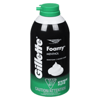 Foamy Shave Foam with Menthol