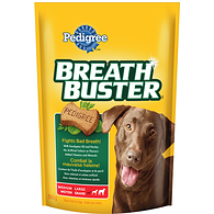 Breathbuster Snacks For Dogs