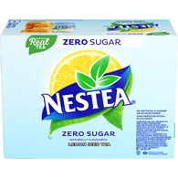 Nestea Zero Iced Tea, Lemon (Case)