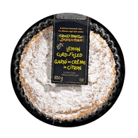 Coffee Cake with Lemon Filling