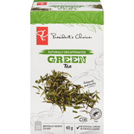 Naturally Decaffeinated Green Tea