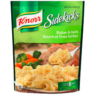 Sidekicks Butter & Herb Pasta Side Dish